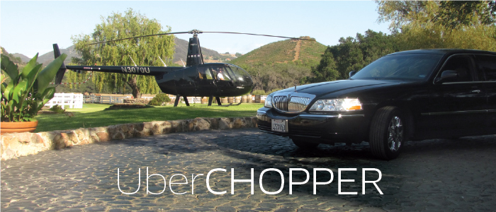 Uber Chopper LA Is Taking Off Again