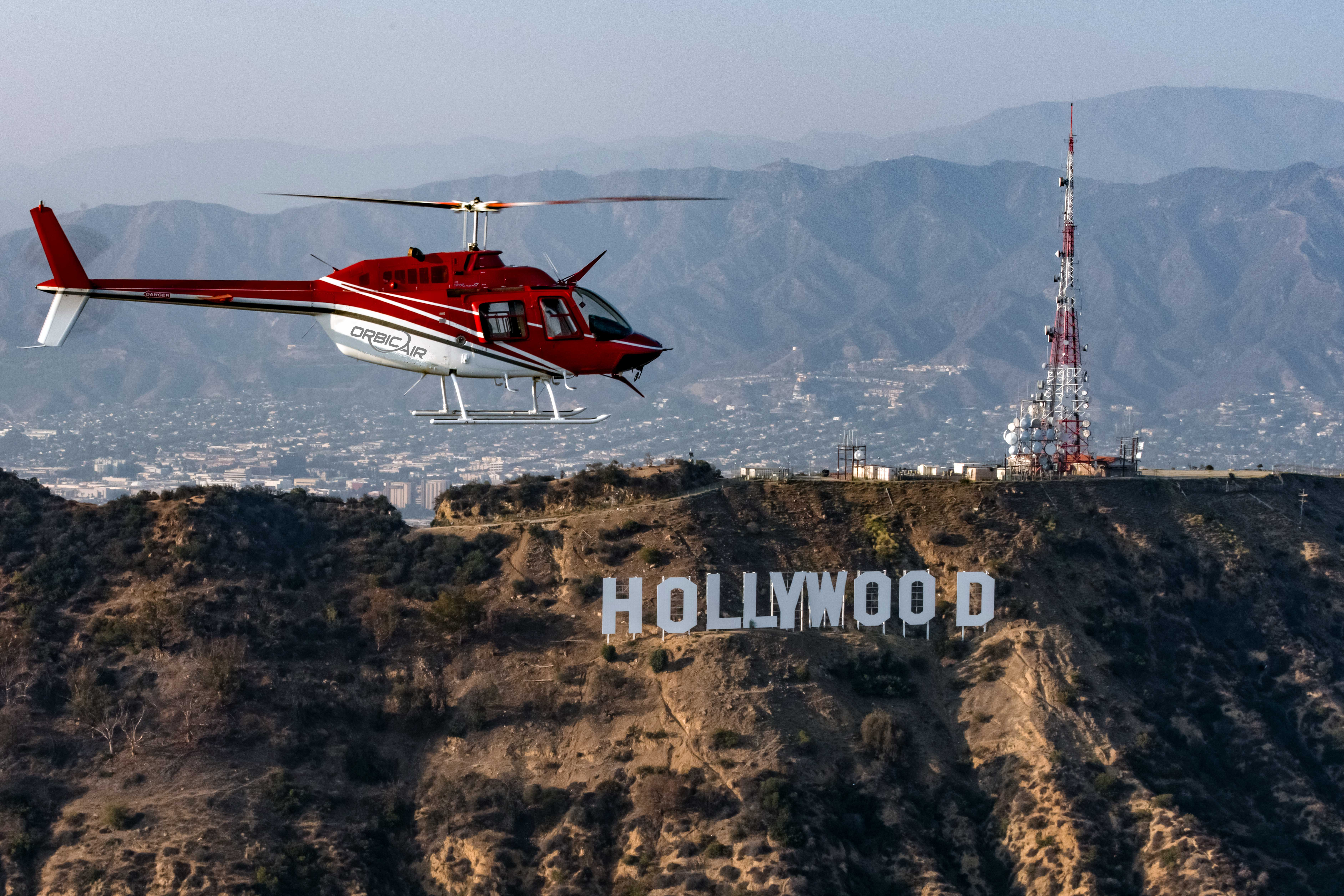 LA's Best  Helicopter Tours