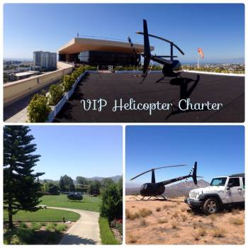Charter Helicopter Services