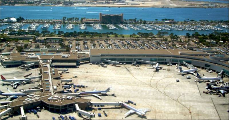 Charter Helicopter Flight from Los Angeles to San Diego ...