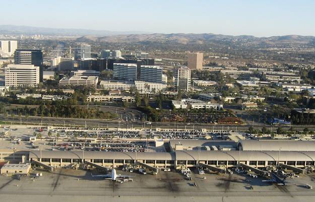 Helicopter Charter From Los Angeles To John Wayne Airport