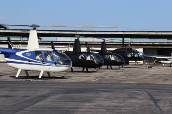 Tours - Group Helicopter Tours