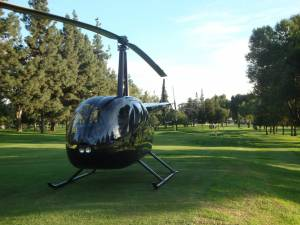 Charter Helicopter Flight From Los Angeles To Palm Springs
