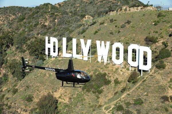 Best of LA Helicopter Tours and Rides