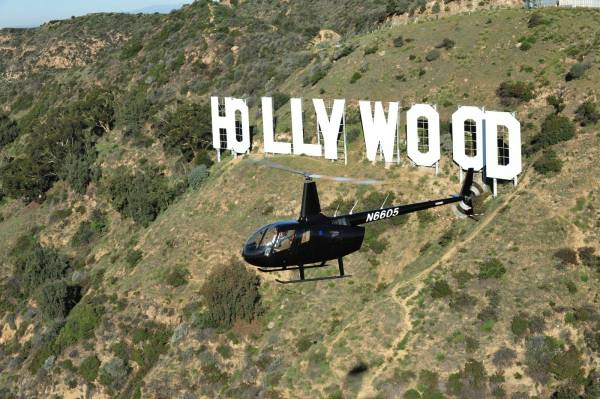 Hollywood Sign Tour