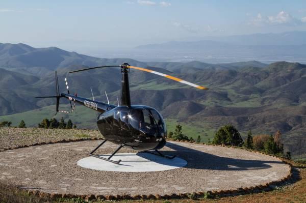 R44 Private Charter