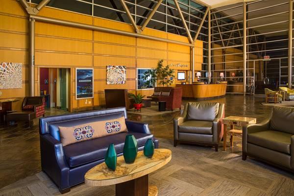 Orbic Air Atlantic Lobby