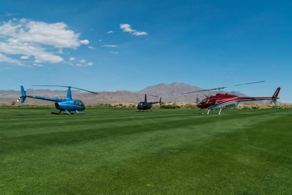Group Helicopter Charter and Tours