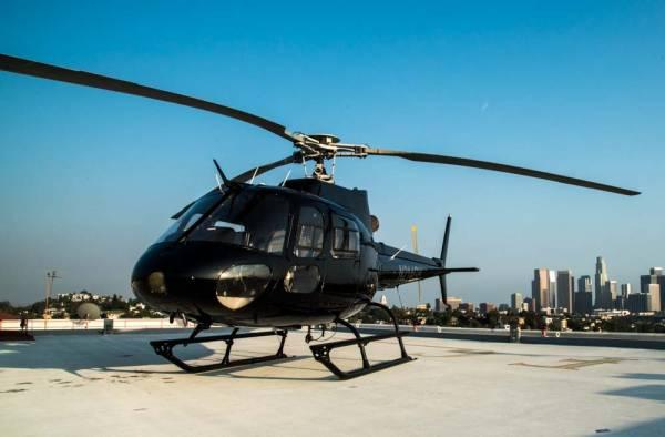 AStar AS350 - 5 passengers