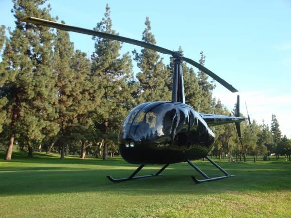 Robinson R44 Raven ll