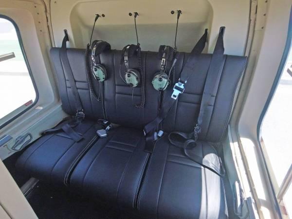 3RA Back Seats