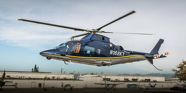 Agusta 109 - 5-6 Passengers