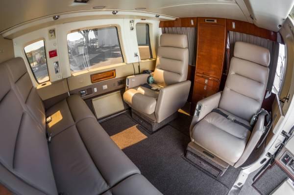 S76 6 Passenger Configuration
