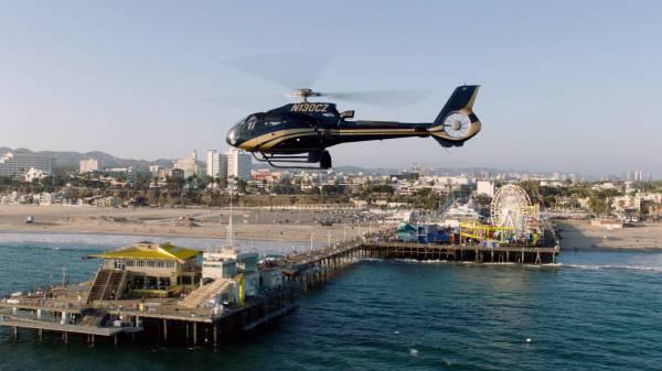 EC130 Santa Monica Pier