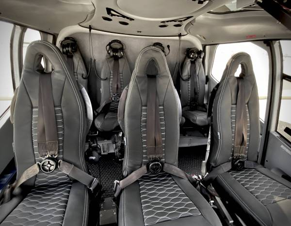 EC130 Interior