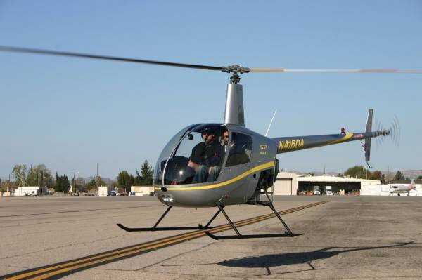 R22 Helicopter Training Los Angeles
