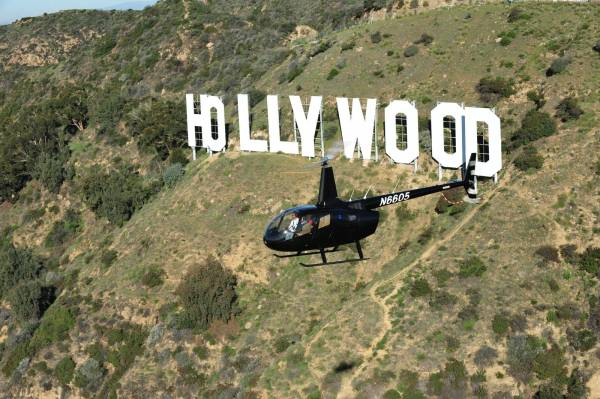 R66 Hollywood Sign