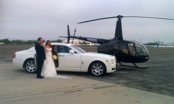 Helicopter R66 Rolls Royce