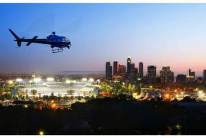 Charter - Charter a Helicopter to a Dodger Game