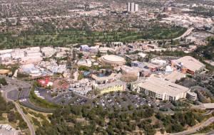 Universal Studios helicopter