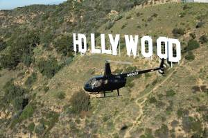 Tours - Scenic Air Only Tours - Hollywood Sign Tour