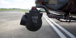 Helicopter Nose Mount Aerial Production