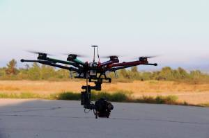 UAS Drone Aerial Production