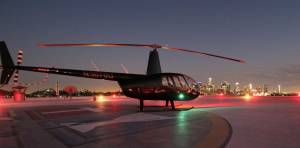 R44 helipad