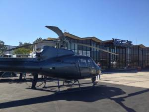 Helicopter Tour and Dinner at Eureka Tasting Kitchen - Image 2
