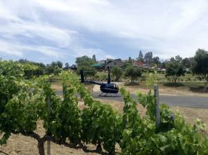 Thornton Winery Helicopter Excursion