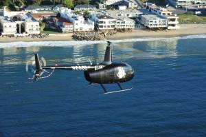 Helicopter Coastline