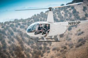 Tours - Exclusive Helicopter Shooting Experience