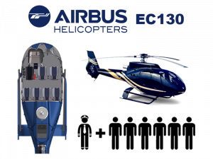 EC130 Helicopter
