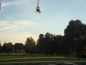 Helicopter Golf Ball Drop - Image 1
