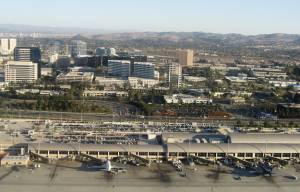 Charter Helicopter Flight from Los Angeles to John Wayne Airport