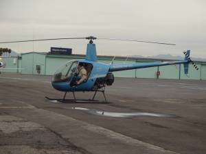 Helicopter Flight Training
