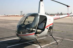 Training - Helicopter Commercial Pilot Certificate and Certified Flight Instructor