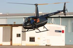 Handheld Aerial Photography in R44 Helicopter - Image 2