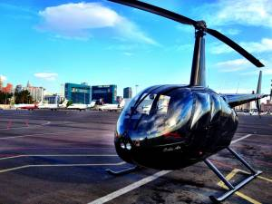 Charter Helicopter Services - Charter Helicopter Flight from Los Angeles to Las Vegas