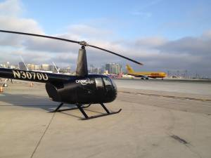 R44 helicopter San Diego