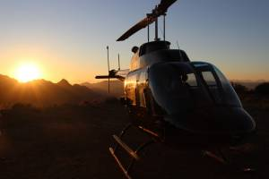 Tours - Scenic Air Only Tours - *NEW*  Private Romantic Sunset Helicopter Tour Package