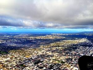 Valentine's Day Deluxe Helicopter Tour Package for Two