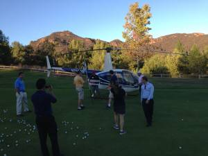 Helicopter Golf Ball Drop - Image 4